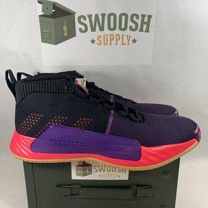 Adidas Dame 5 BB9313  Damian Lillard  Size 16